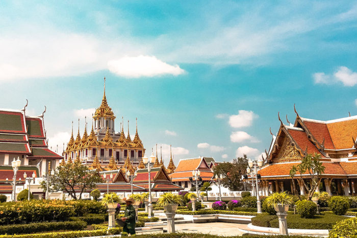 12-Day 10-Night Thailand & Eastern China Visa Free Tour