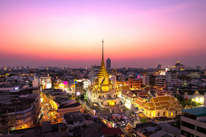 10-Day 8-Night Thailand and Cambodia Guided Tour